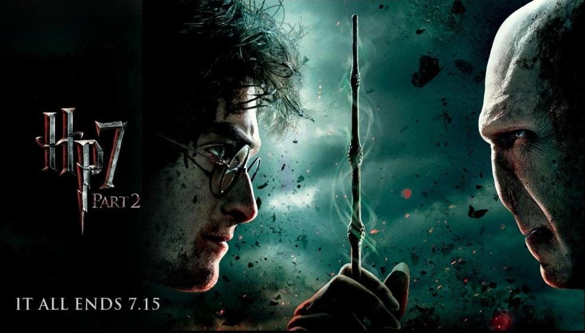 """Второй трейлер фильма """"Гарри Поттер и Дары смерти. Часть вторая"""""""