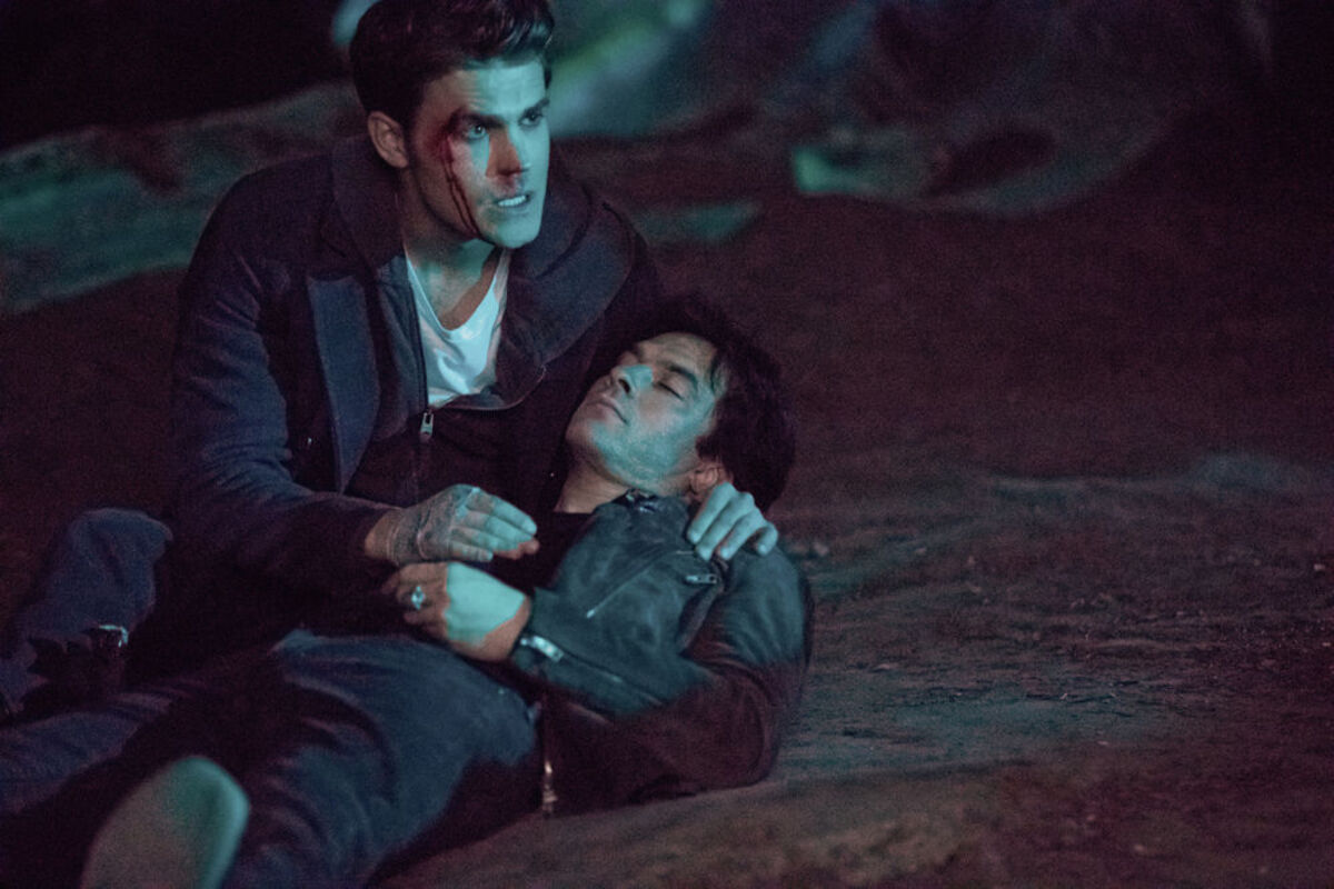 8 сезон «Дневников вампира»: промо видео 14 серии