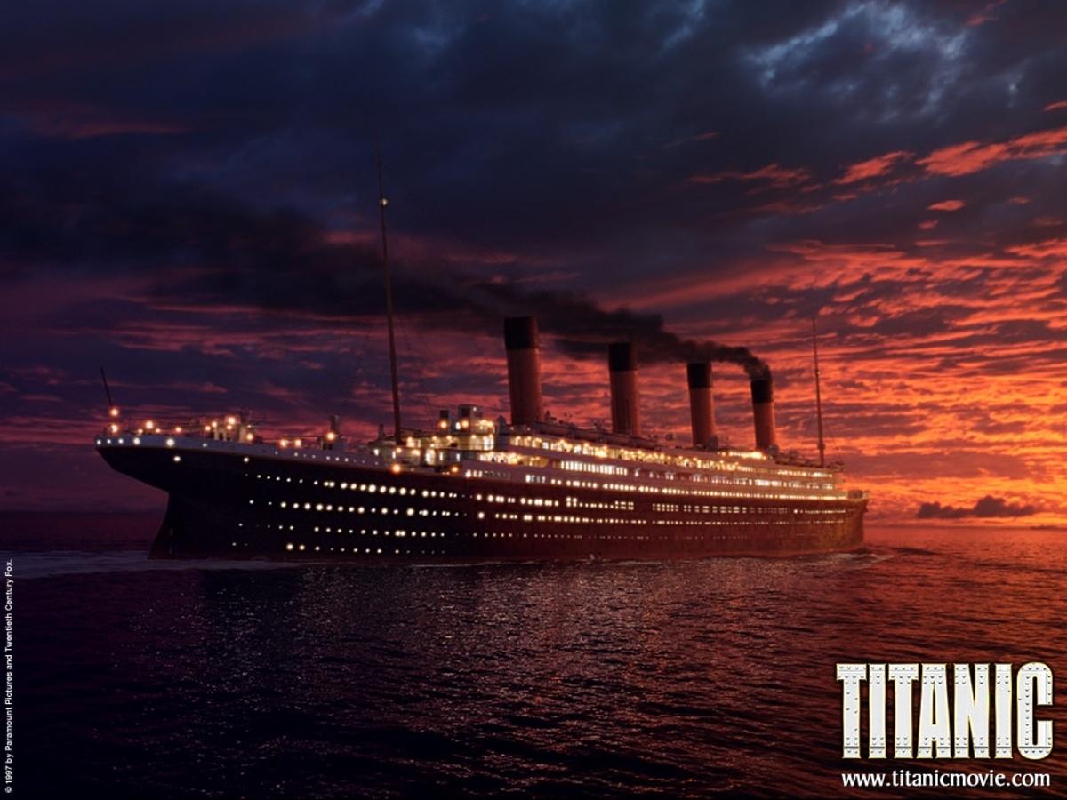 «Титаник 3D» выйдет в 2012 году