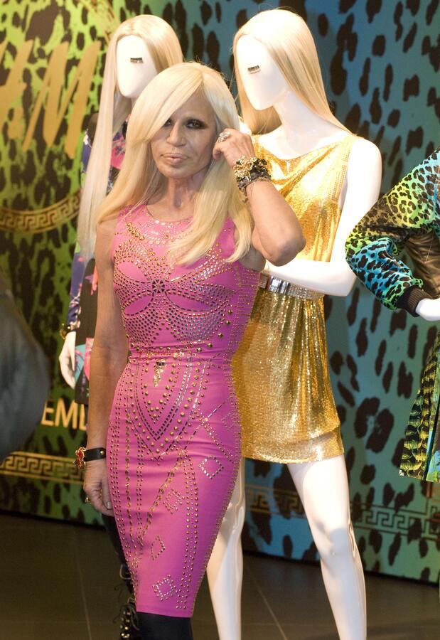 Versace создаст еще одну коллекцию для H&M