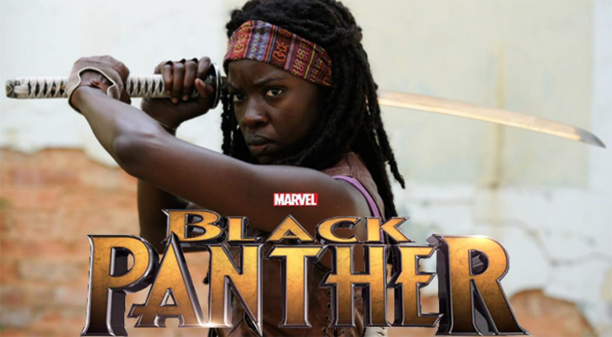 Звезда «Ходячих мертвецов» Данай Гурира снимется в «Черной пантере» Marvel