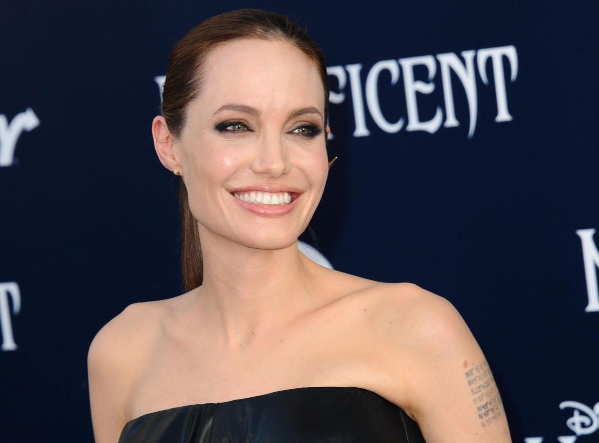 Анджелина Джоли готовится к роли Клеопатры
