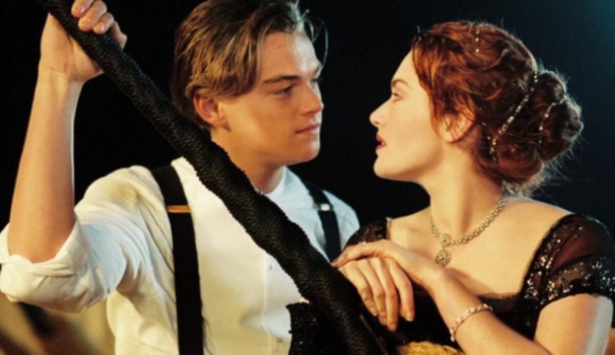 Кейт Уинслет и Леонардо ДиКаприо признаны самым романтичным кинодуэтом всех времен