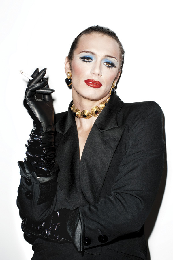 Еще больше фото Джеймса Франко в роли трансвестита