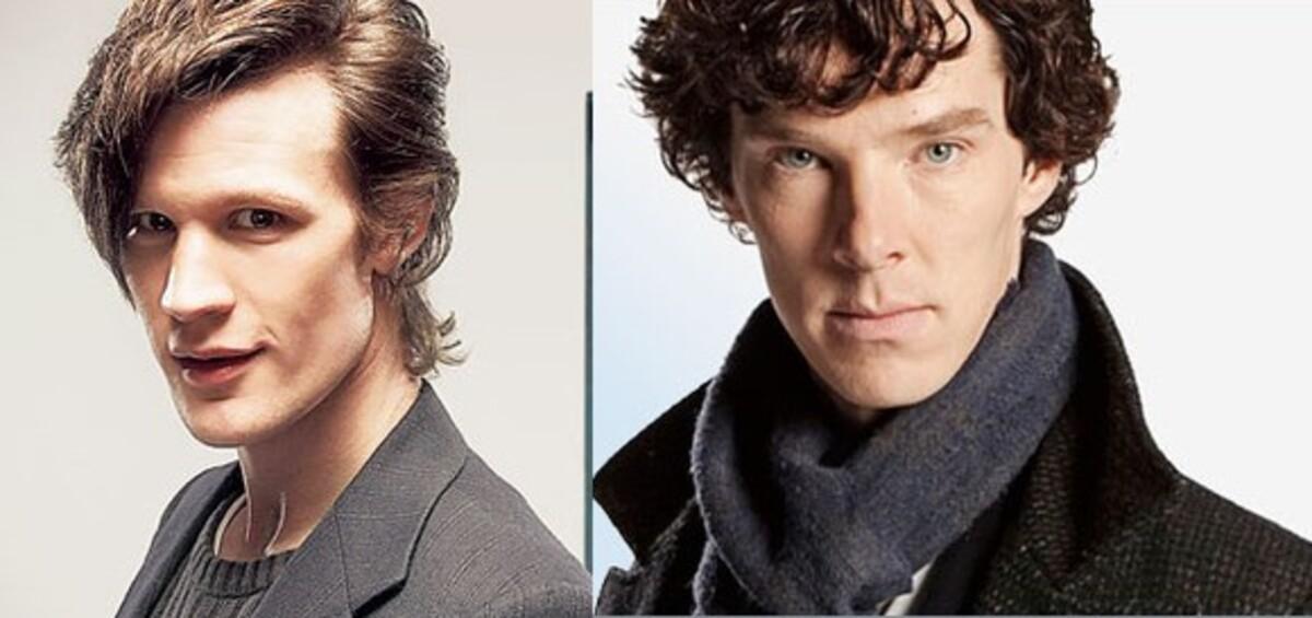 Доктор Кто и Шерлок Холмс никогда не встретятся