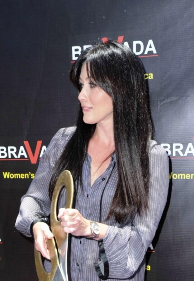 Шеннен Доэрти открыла магазин Bravada Women's Athletica