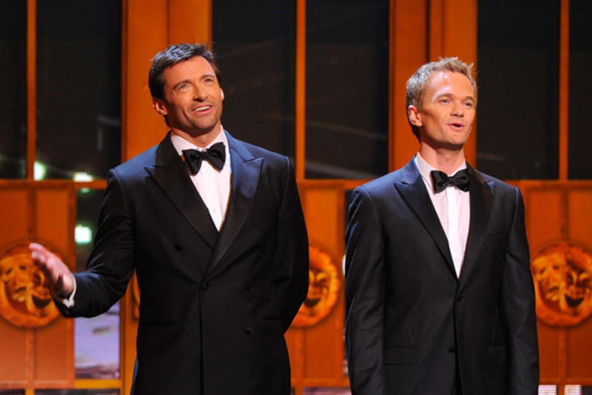 Звезды на церемонии Tony Awards