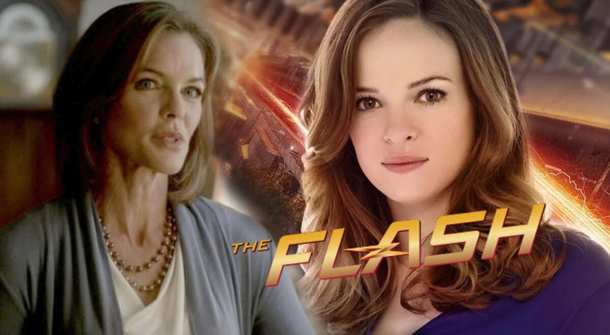 Создатели «Флэша» нашли актрису на роль матери Кейтлин Сноу в 3 сезоне