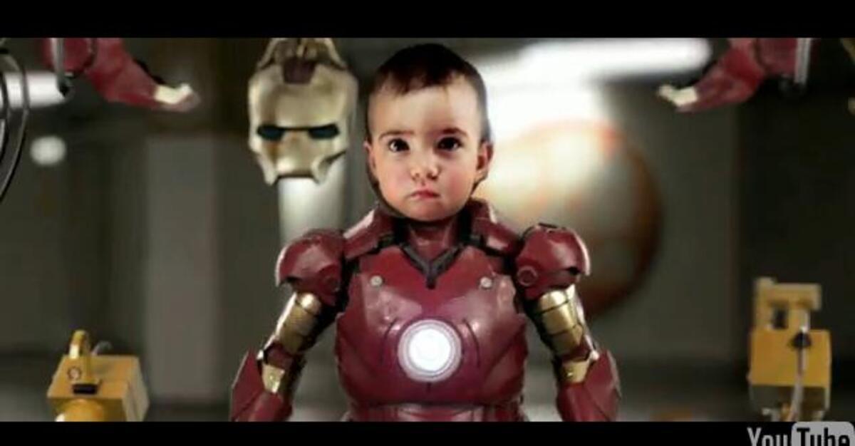 Видео: Железный ребенок