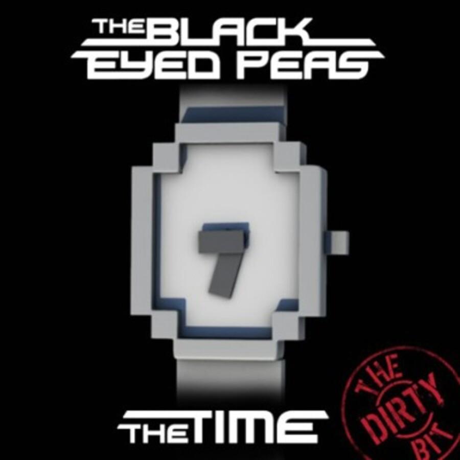 Новый клип The Black Eyed Peas - The Time (Dirty Bit)
