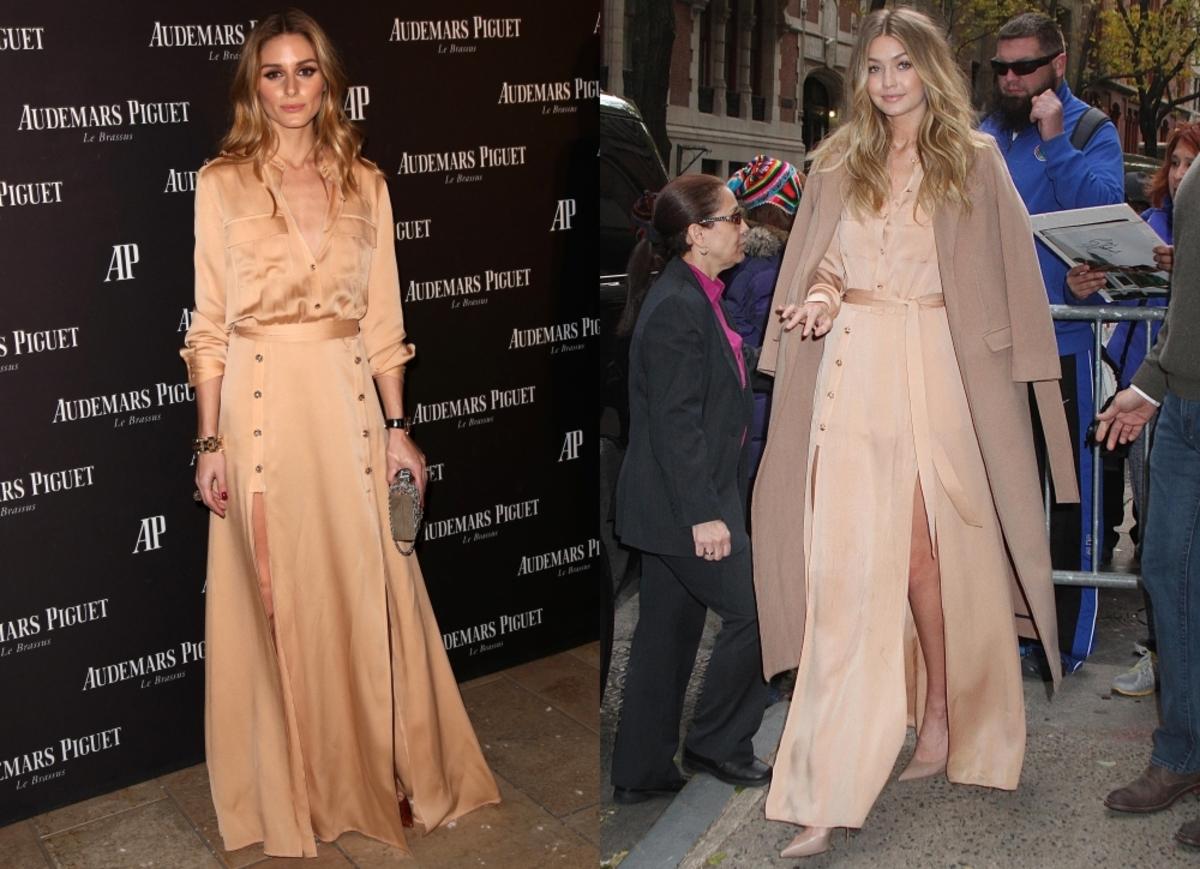Fashion battle: Оливия Палермо и ДжиДжи Хадид