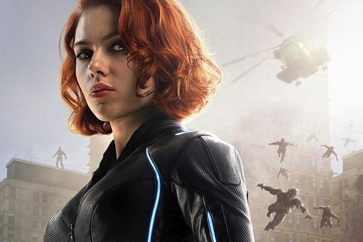 Скарлетт Йоханссон получила за «Мстителей: Эра Альтрона» 20 млн долларов