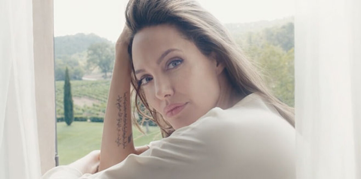 Анджелина Джоли снялась в короткометражке Guerlain