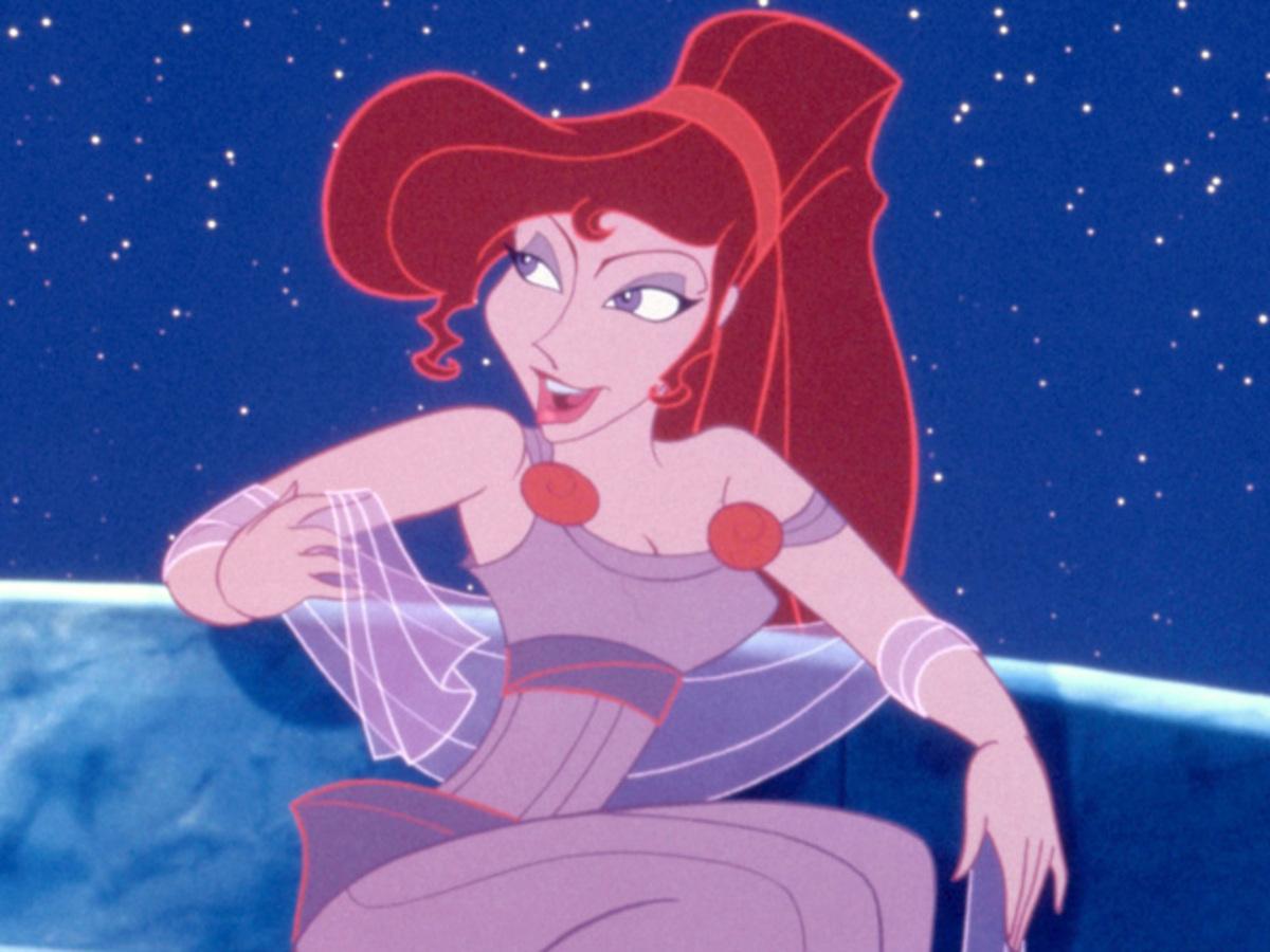 People выбрал самых красивых героинь мультфильмов