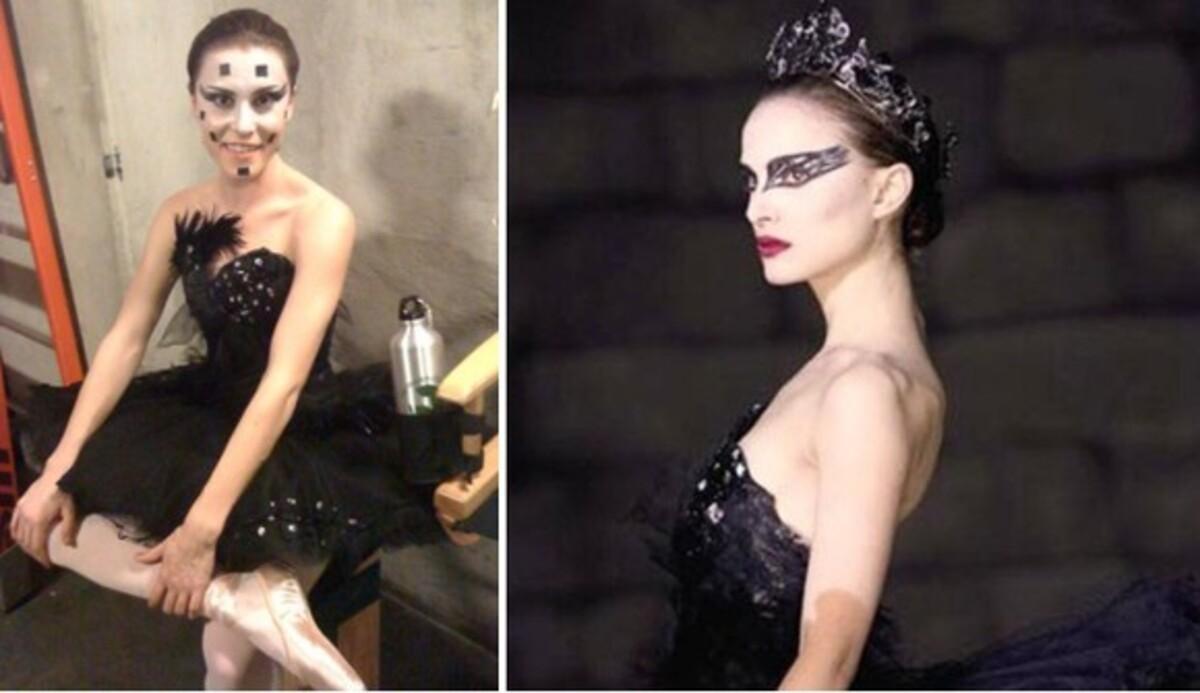 """Дублерша Натали Портман: """"В """"Черном лебеде"""" 95% моих сцен!"""""""