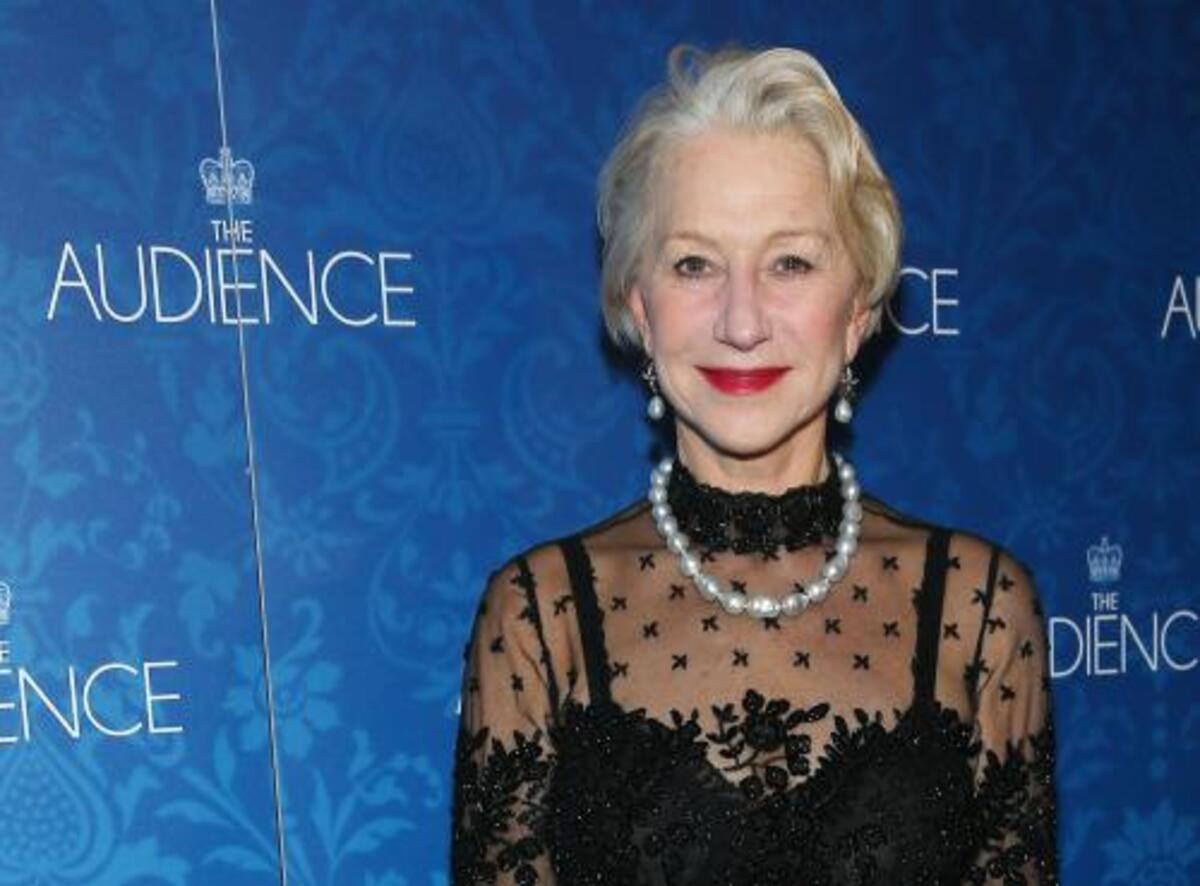 Хелен Миррен снимется с Вином Дизелем в восьмом «Форсаже»