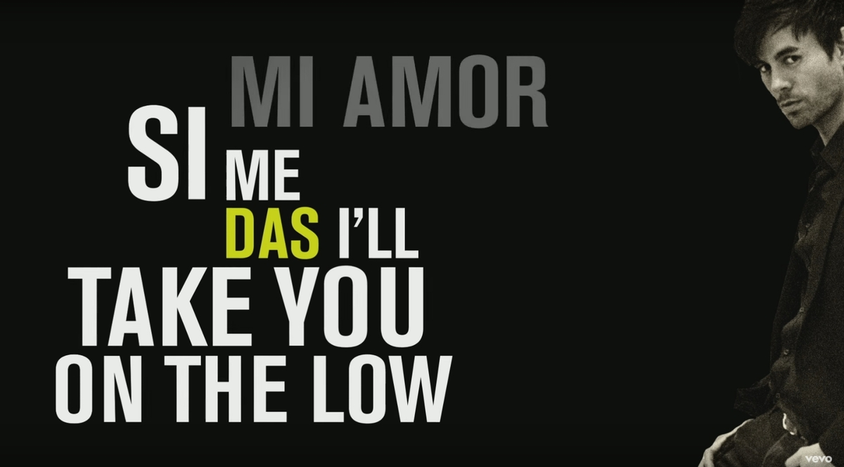 Энрике Иглесиас представил английскую версию своей композиции Duele El Corazon