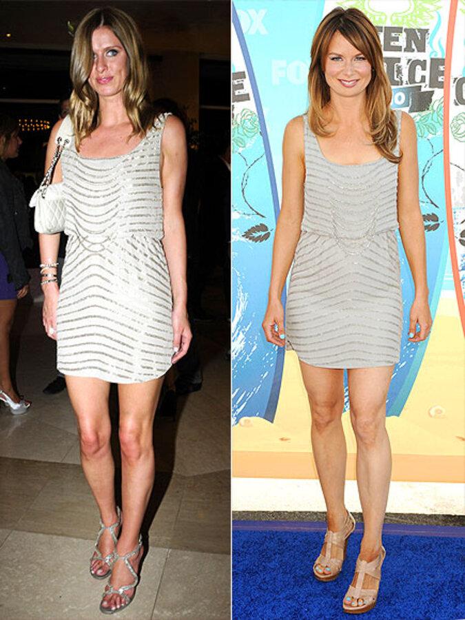 Fashion battle: Никки Хилтон и Мэри Линн Райскаб