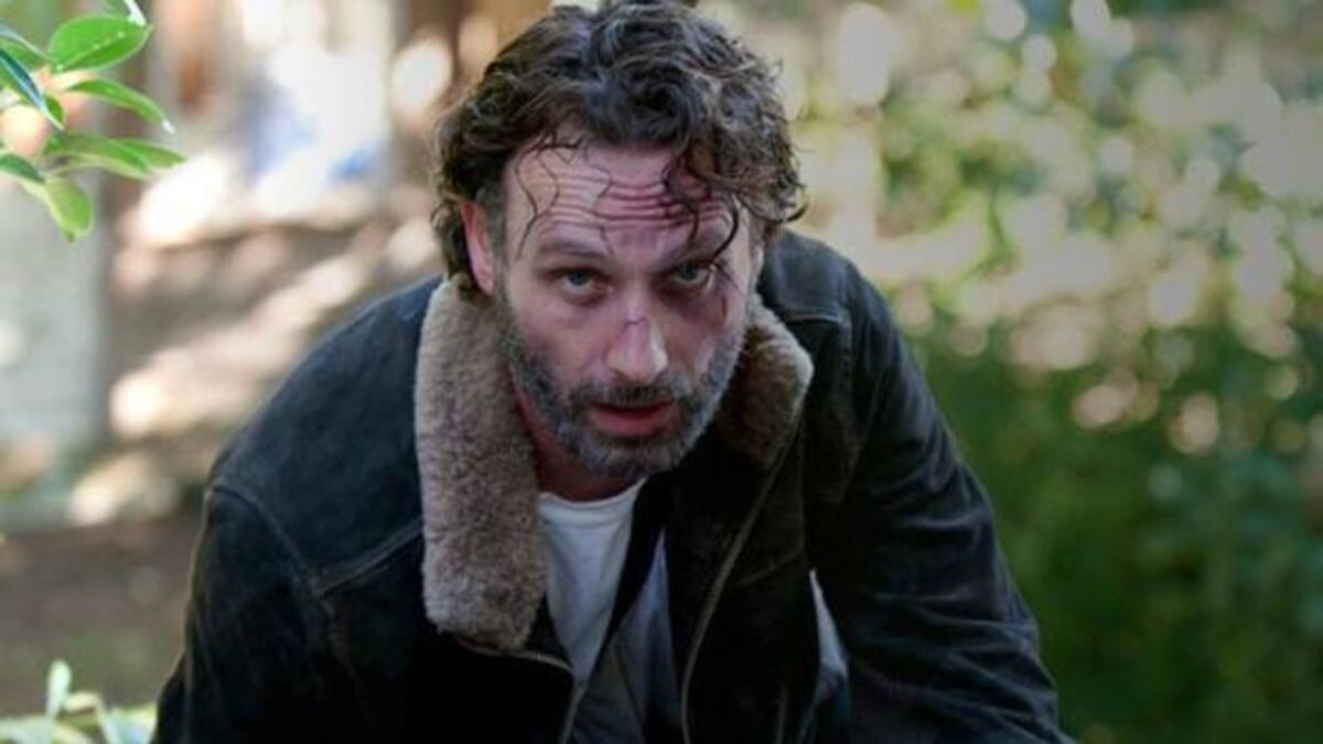 Создатели «Ходячих мертвецов» намекнули, кого убил Ниган в финале 6 сезона