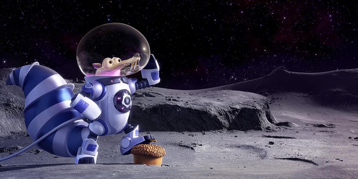 «Космическая Скратастрофа»: новый короткометражный мультфильм про всеми любимую белку