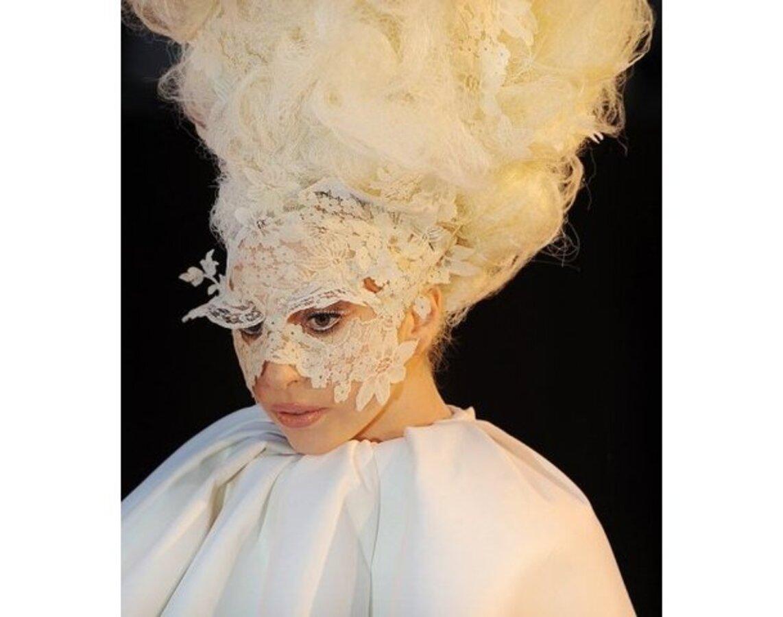 Выставка, посвященная Lady GaGa