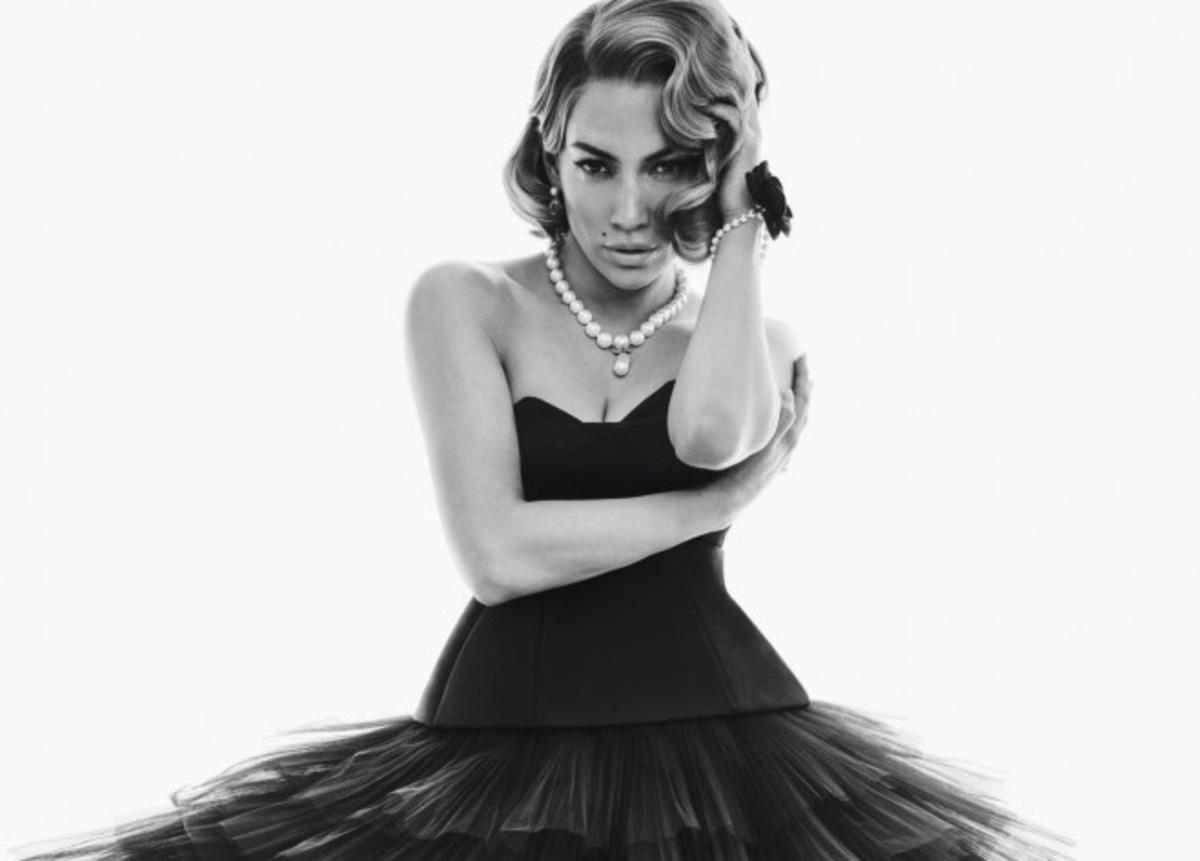 Дженнифер Лопес в фотосессии для W Magazine, май 2016