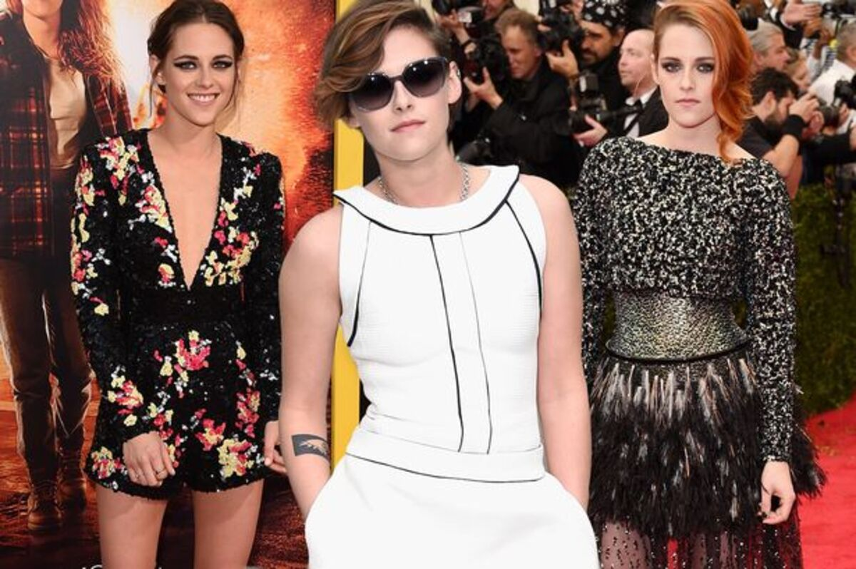 Кристен Стюарт возглавила рейтинг самых стильных звезд Glamour