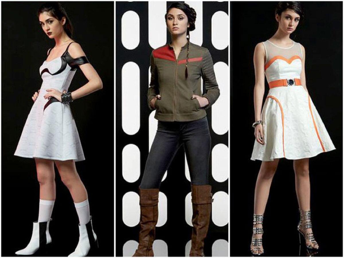 Disney выпустила коллекцию одежды по мотивам «Звездные войны: Пробуждение силы»