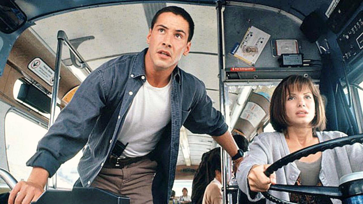 Киану Ривз попросил Сандру Буллок сняться в продолжении «Скорости»