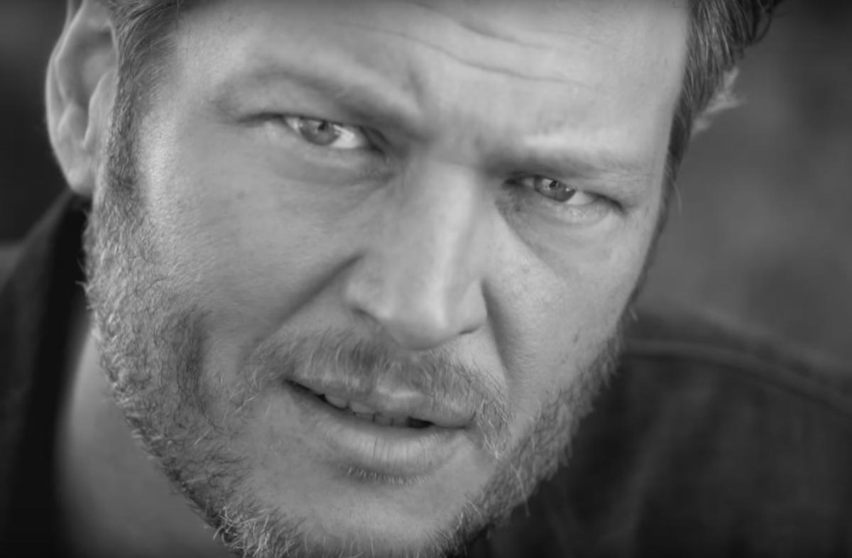 Блэйк Шелтон  выпустил новый клип Came Here to Forget