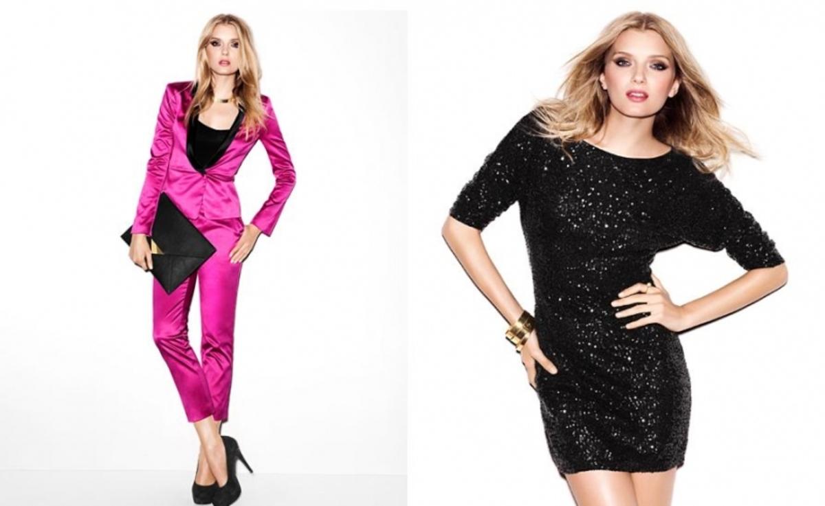 Новая коллекция H&M By Night Осень 2011