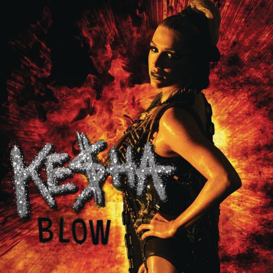 Новый клип Ke$ha - Blow с Джеймсом Ван Дер Биком