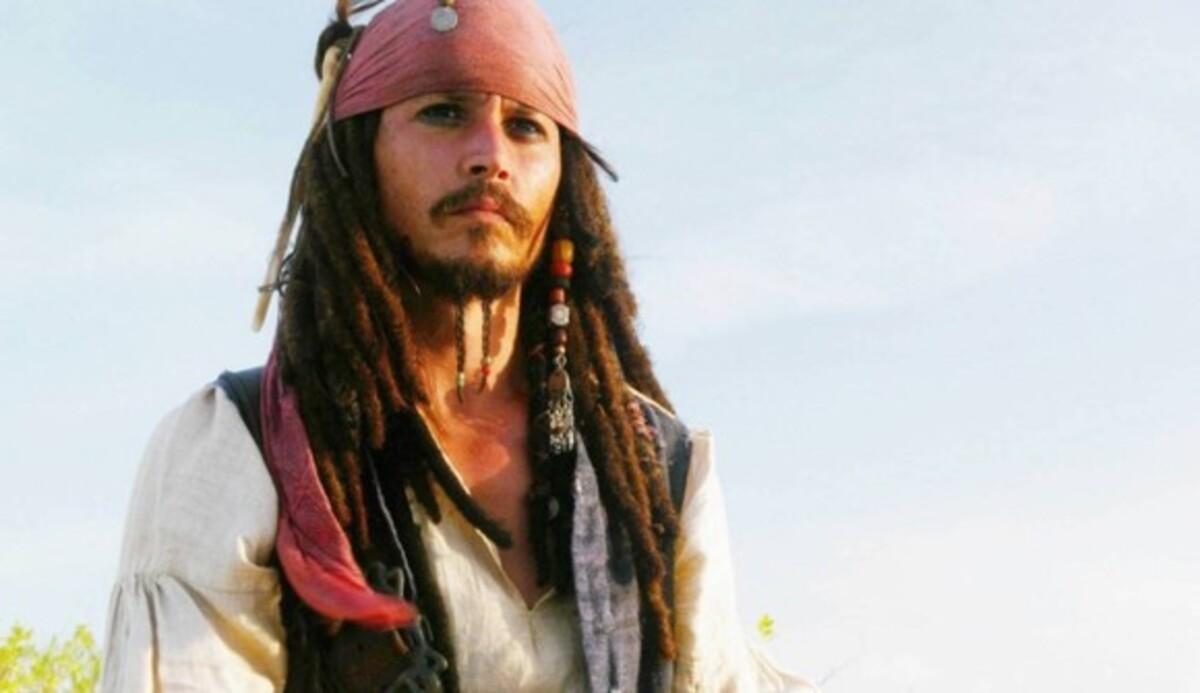 "Джонни Депп готов к пятым ""Пиратам"""