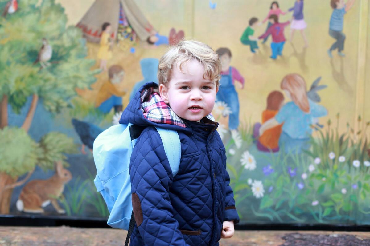 Сына Кейт Миддлтон и принца Уильяма отправят в закрытую школу-интернат