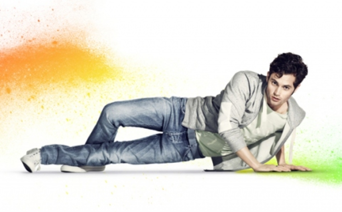 Звезды в рекламной кампании H&M