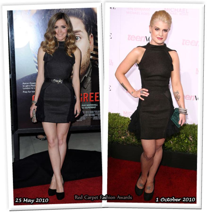 Fashion Battle: Роуз Бирн и Келли Осборн