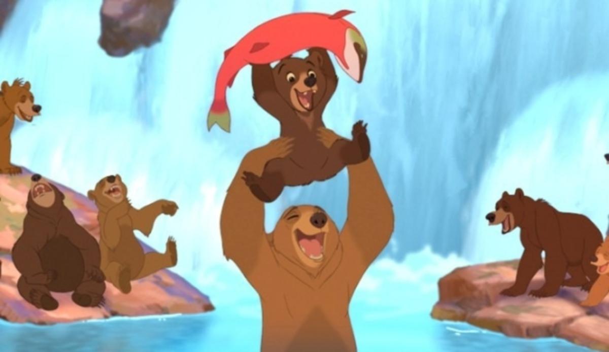 Новый анимационный фильм от режиссера «Братца-медвежонка»