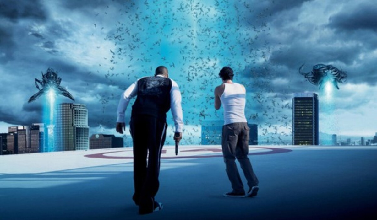 Студия Sony обвинила режиссеров «Скайлайна» в краже спецэффектов