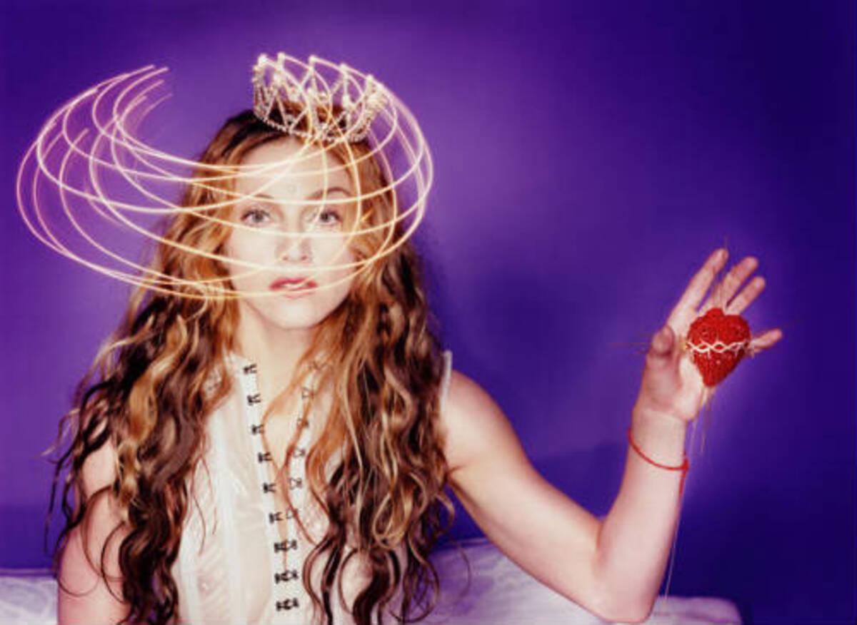 Мадонна начинает записывать новый альбом