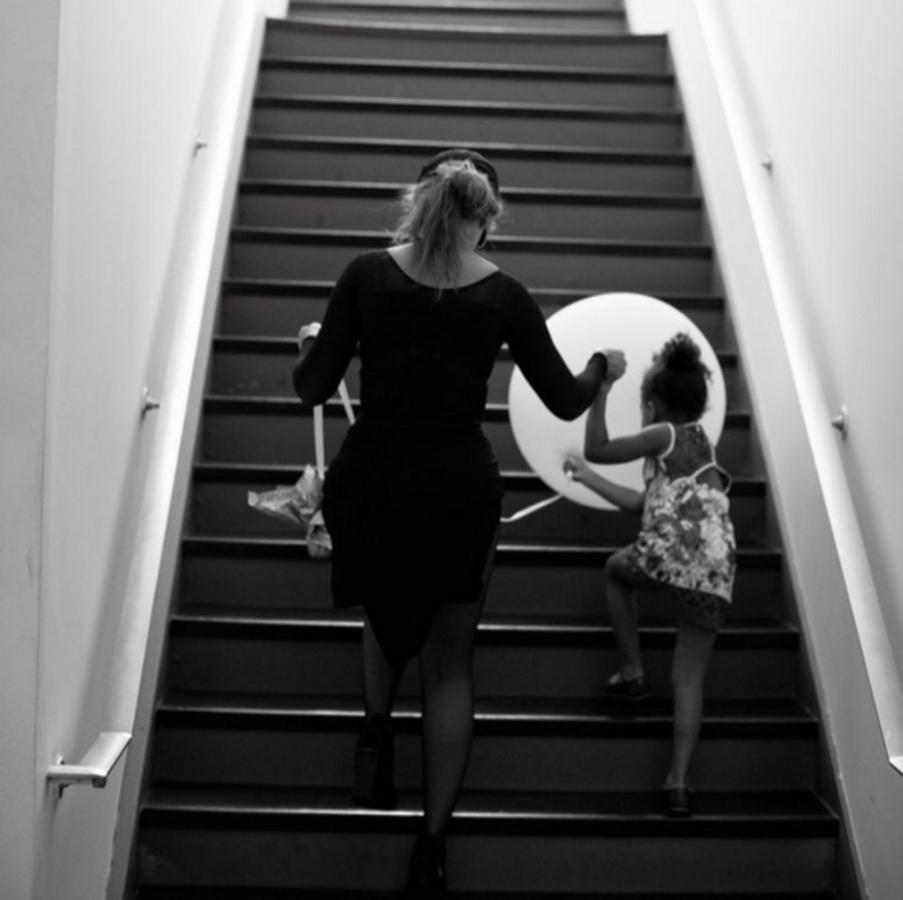 Дочь Бейонсе готовится пойти по ее стопам