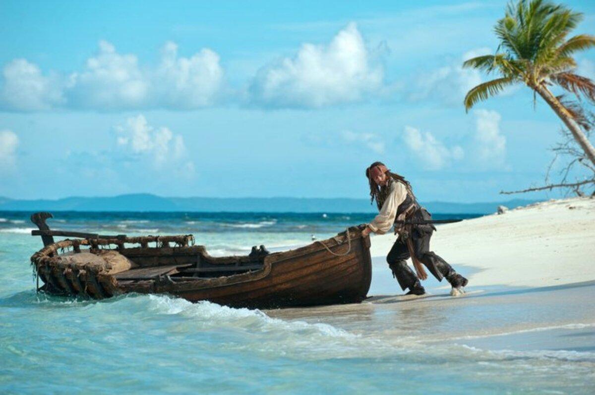 """Кадры фильма """"Пираты Карибского моря: На странных берегах"""""""