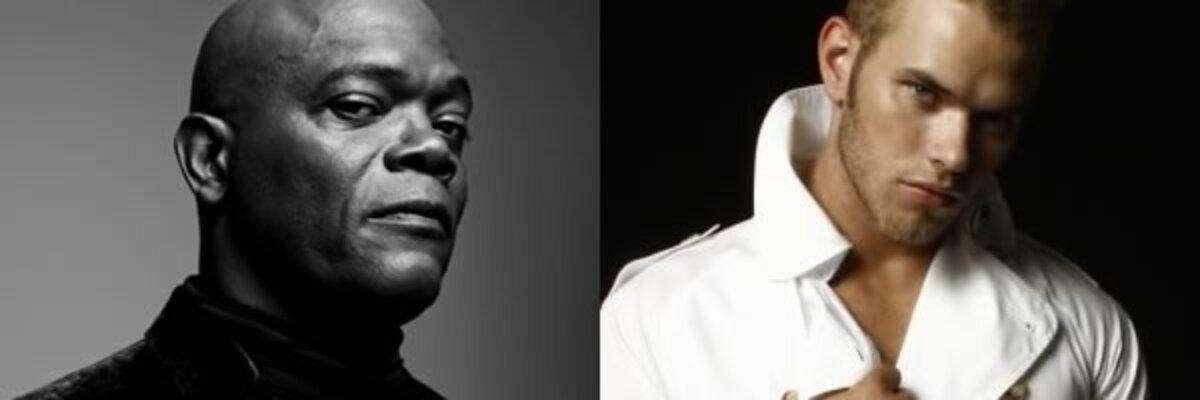 Келлан Латс и Сэмюэл Л. Джексон сыграют в «Смертельные игры»