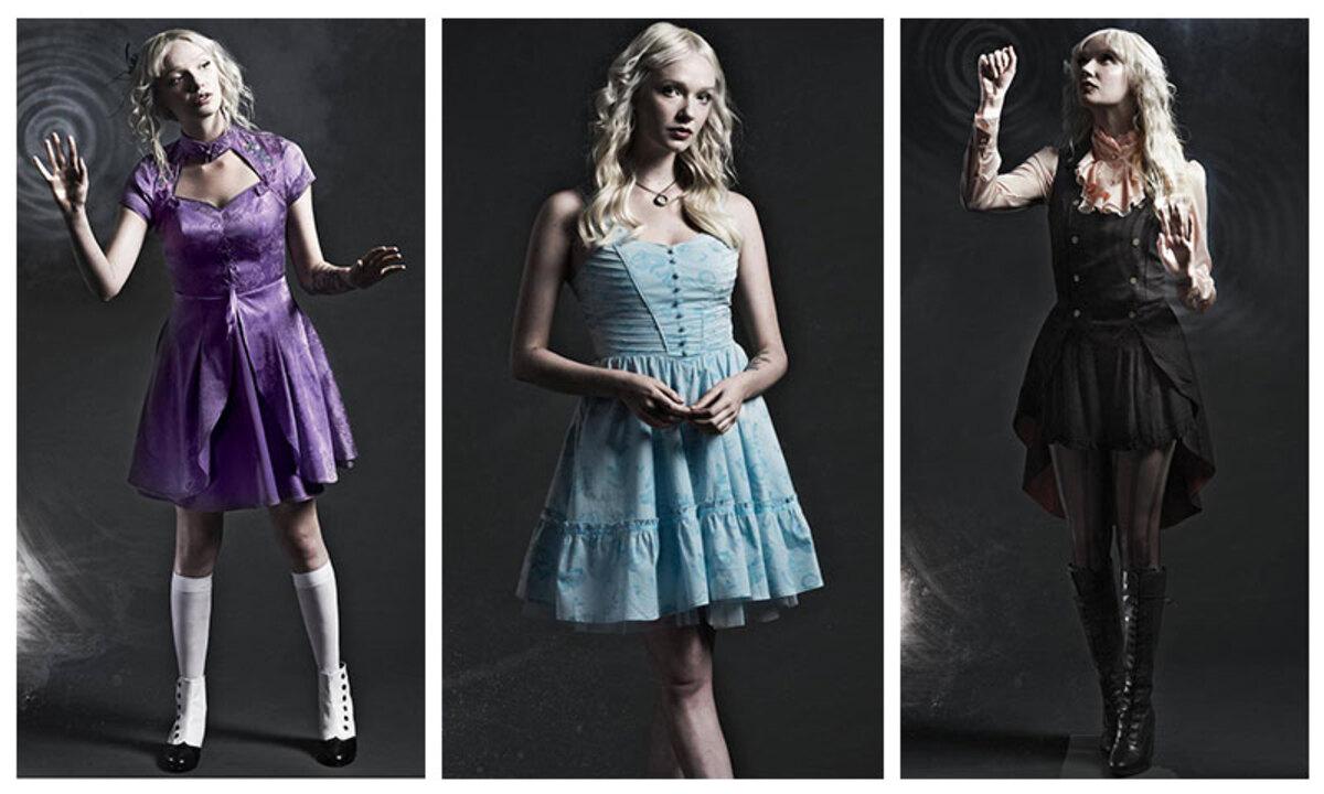 Бренд Hot Topic выпустил коллекцию одежды «по мотивам» фильма «Алиса в Зазеркалье»