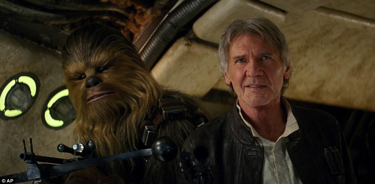 «Звездные войны: Пробуждение силы» на месяц монополизирует кинотеатры