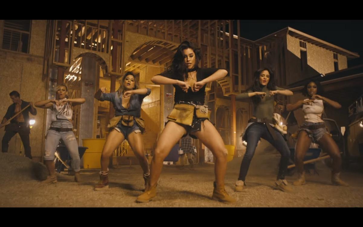 Fifth Harmony представили новый клип Work From Home