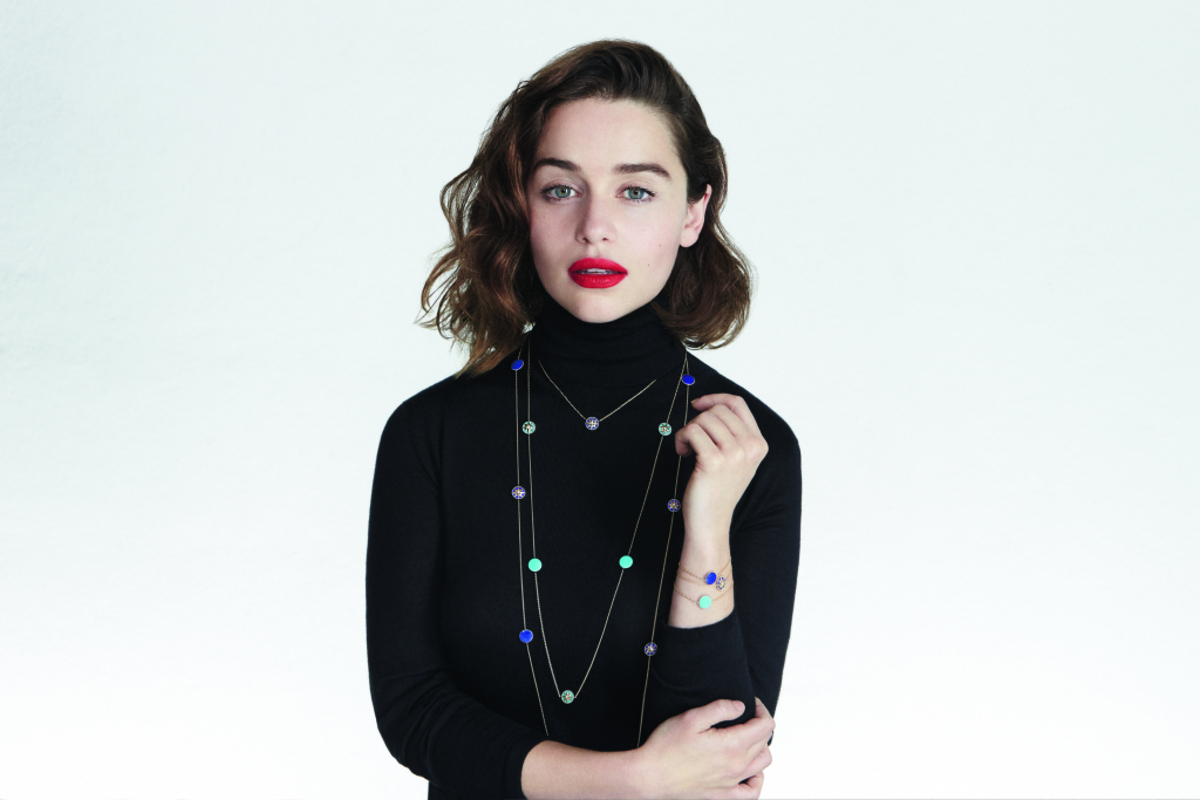 Звезда «Игры престолов» Эмилия Кларк снялась в рекламе Christian Dior