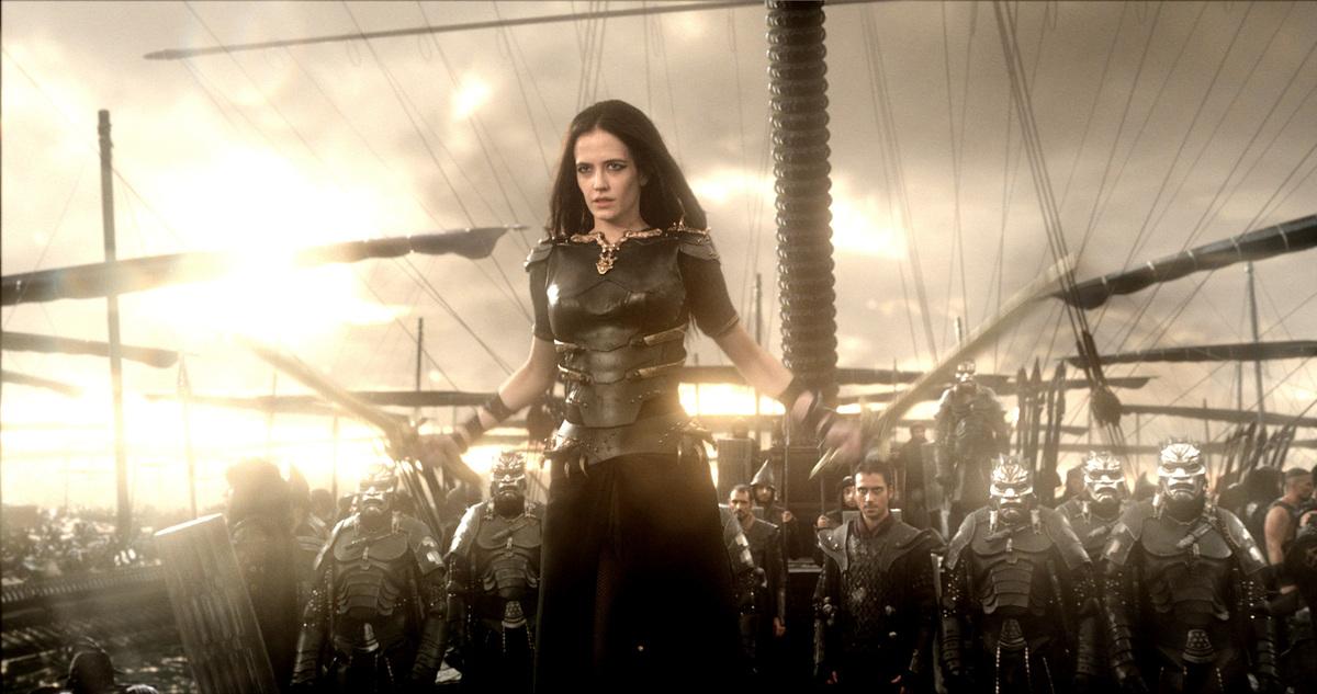 """Третий дублированный трейлер фильма """"300 спартанцев: Расцвет империи"""""""