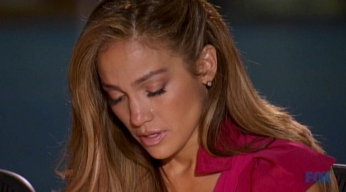 Дженнифер Лопес довели до слез на шоу American Idol
