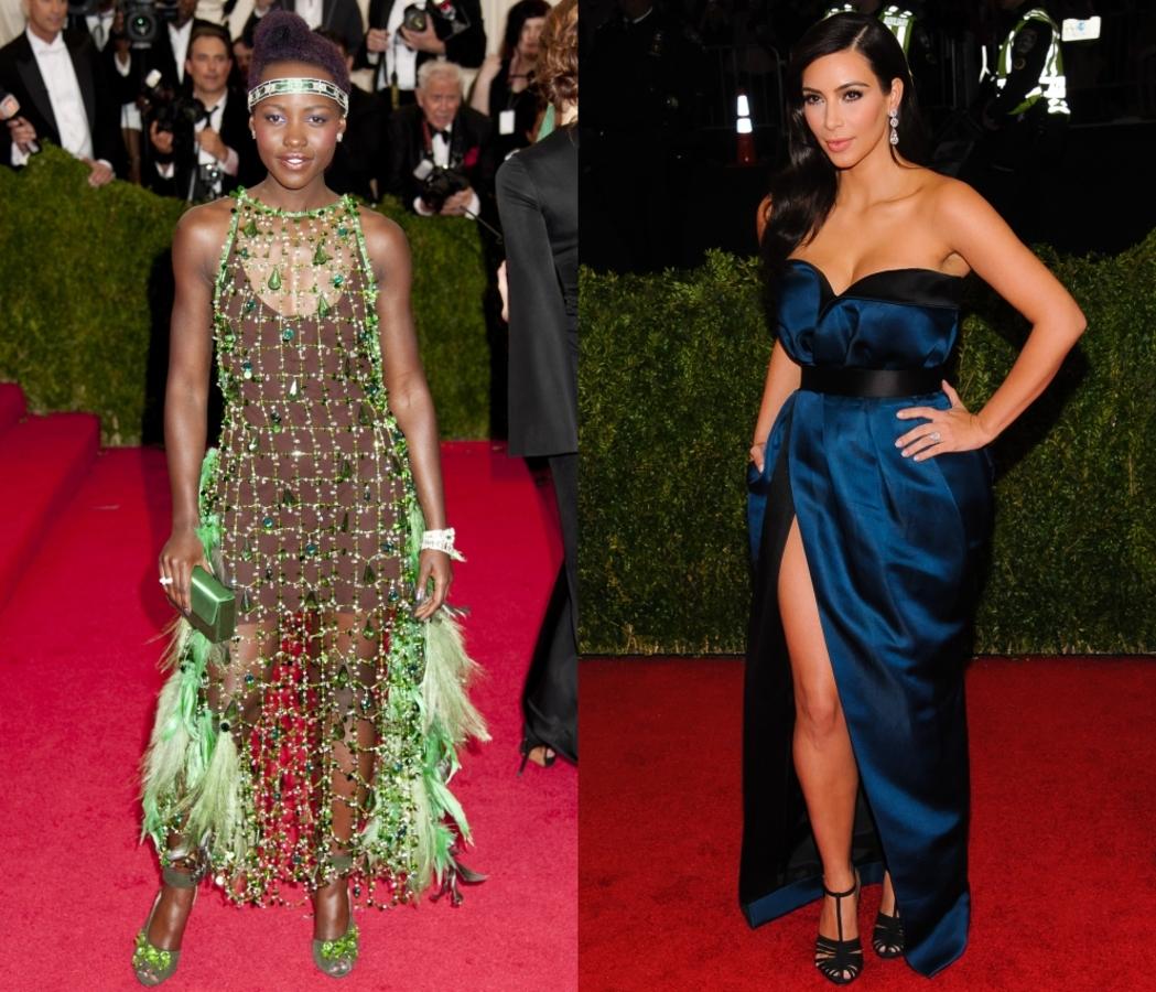 Met Gala 2014: лучшие и худшие наряды