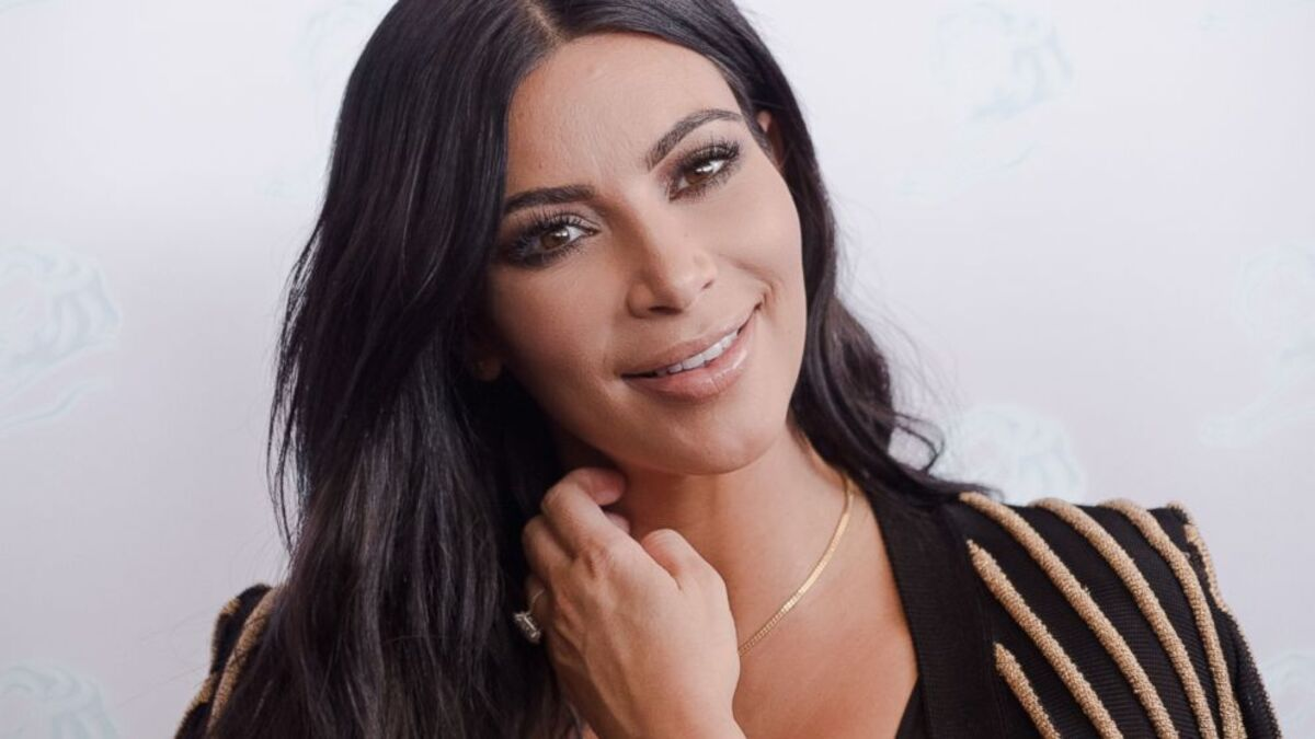 Ким Кардашьян снялась обнаженной после родов